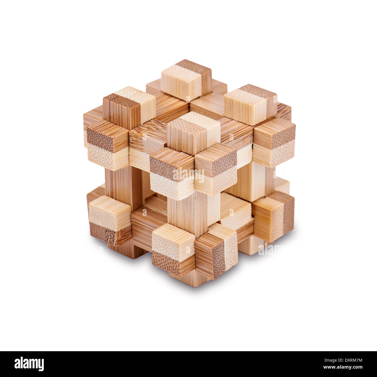 Challenging Puzzle - Stock Image