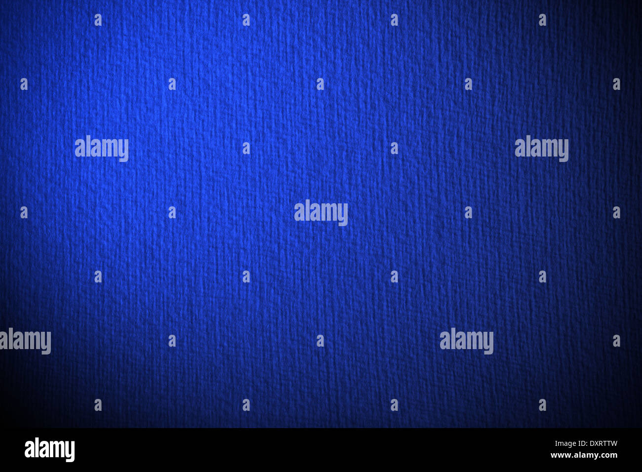 blue paper background or rough pattern cardboard texture - Stock Image