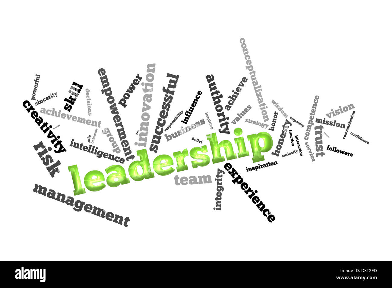 Leadership concept - Stock Image