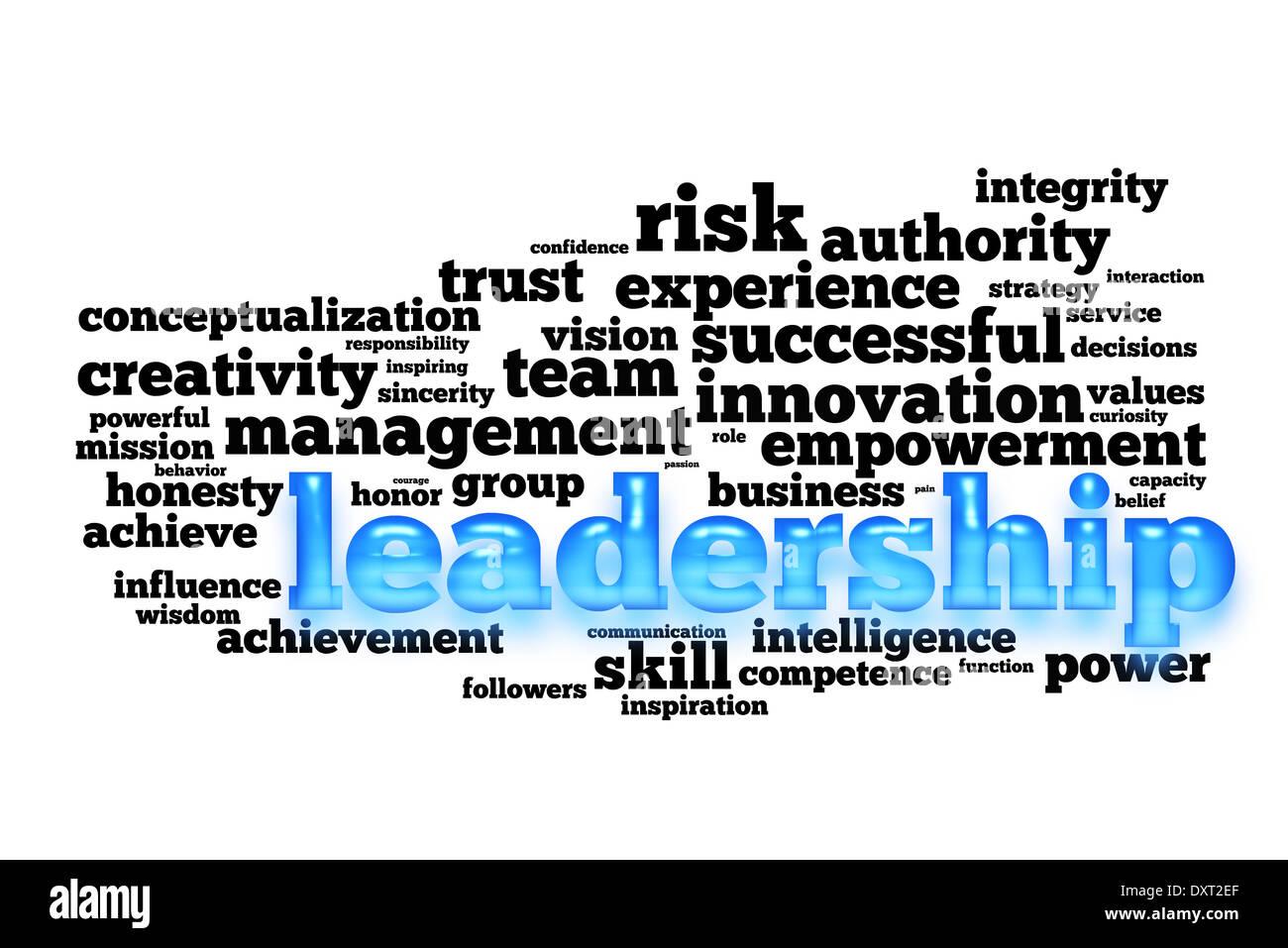 Leadership concept - Stock Image