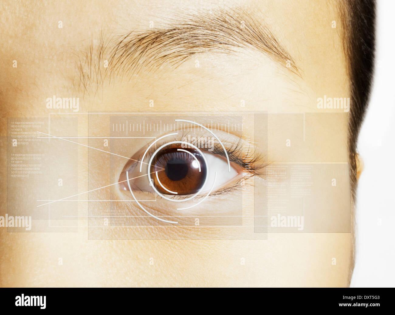 Retina Stock Photos & Retina Stock Images - Alamy