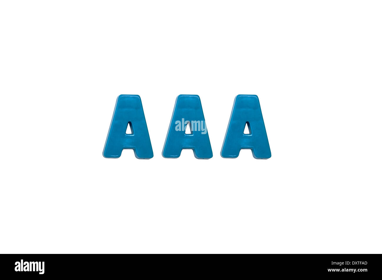 Aaa Cut Out Stock Images Pictures Alamy