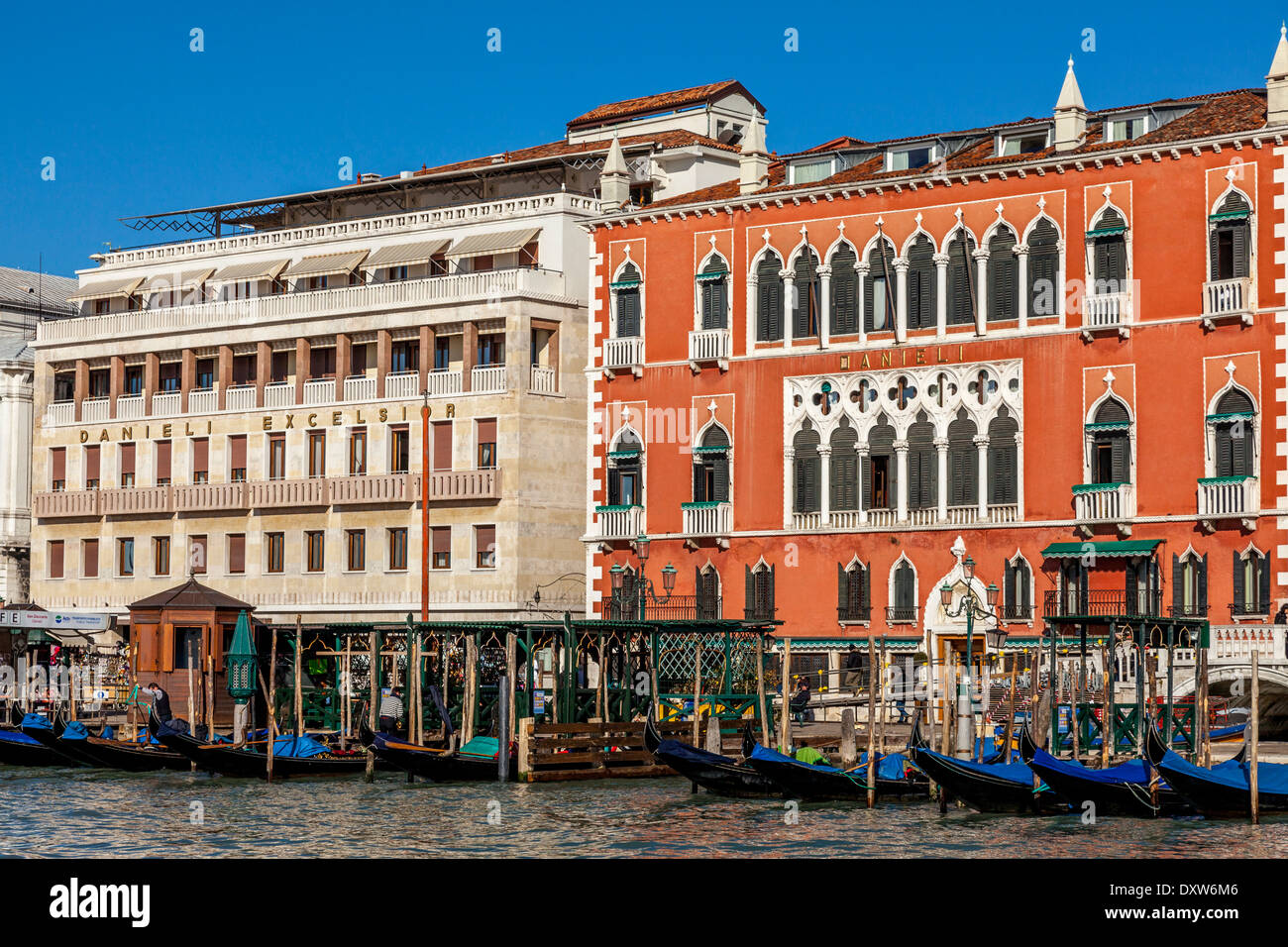 Hotel Excelsior Venice Stock Photos Hotel Excelsior Venice