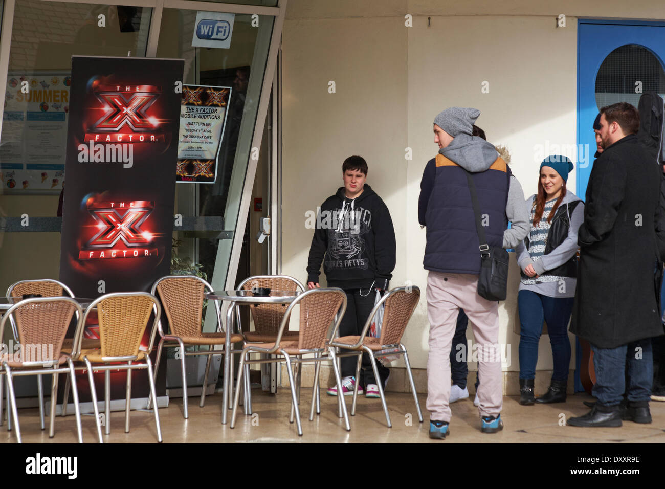 Auditions Stock Photos & Auditions Stock Images - Alamy
