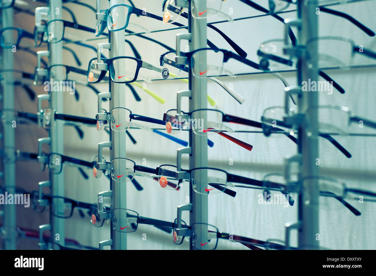 Blind Glasses Stock Photos & Blind Glasses Stock Images - Alamy