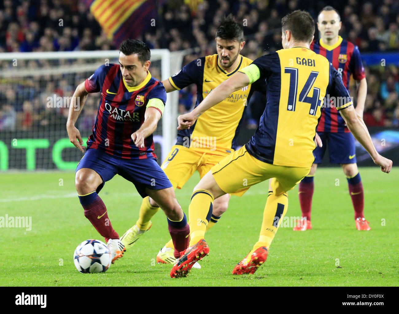 David Villa Atletico De Madrid Stock Photos   David Villa Atletico ... 47e6df1ad