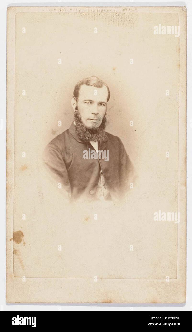 David Scott Mitchell From Album C 1863 1892 By Unknown Photographer