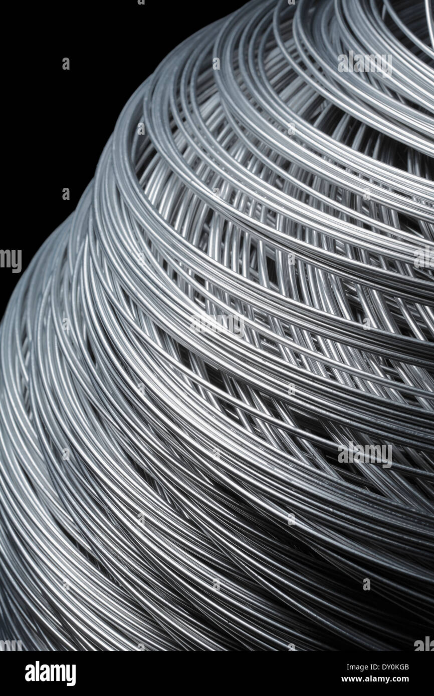 Steel Wire Stock Photos & Steel Wire Stock Images - Alamy
