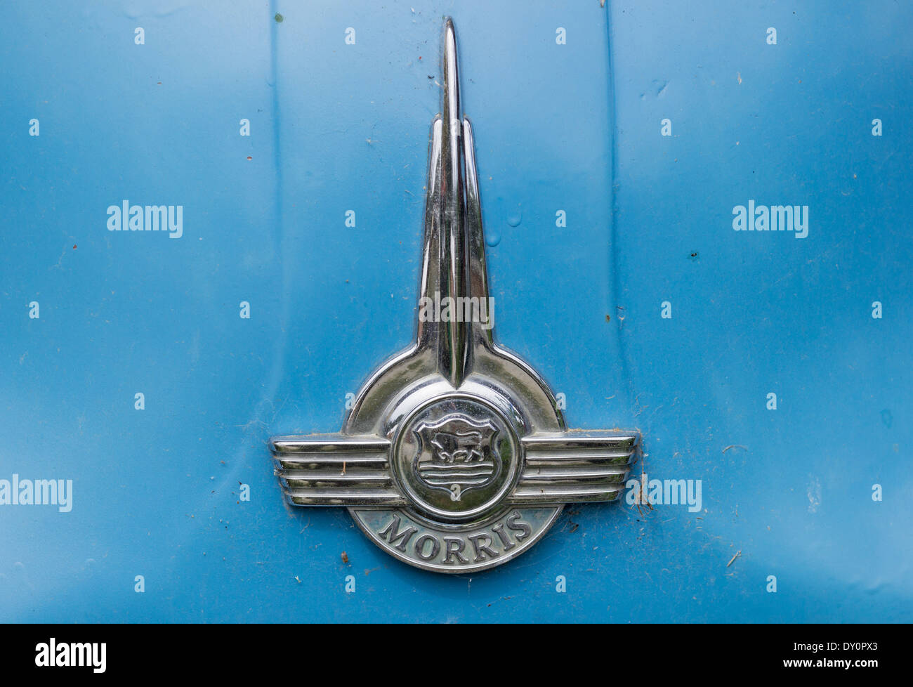 Vintage Classic Morris Bonnet Badge Badges & Mascots Car Badges