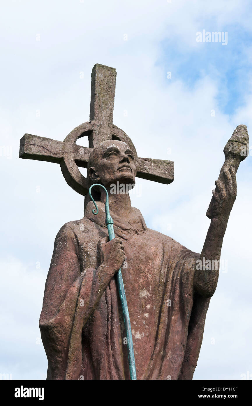 Saint aidan stock photos images alamy