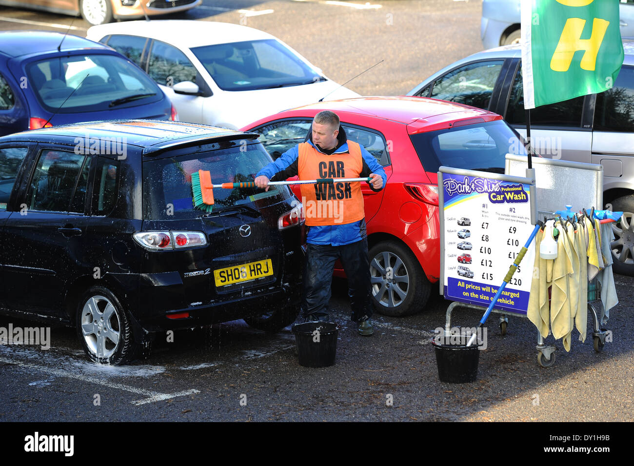 Cleaner Cars Stock Photos Amp Cleaner Cars Stock Images Alamy