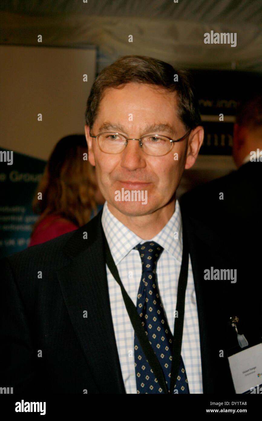 viscount younger of leckie conservative peer uk 2014 - Stock Image