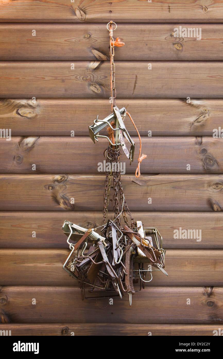Fenn Trap Stock Photos Fenn Trap Stock Images Alamy