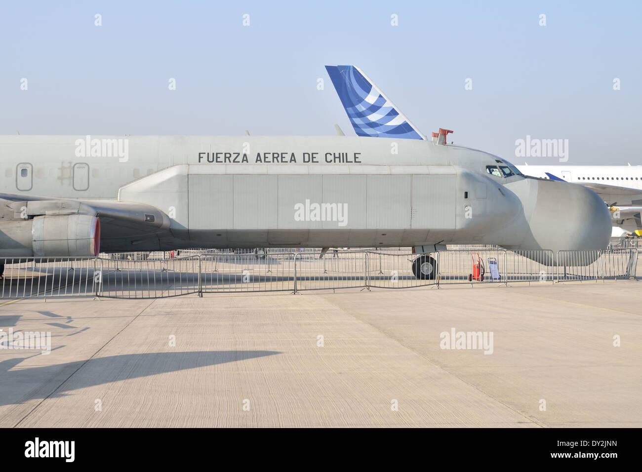 Condor Boeing 707 EL/M-2075 (C...