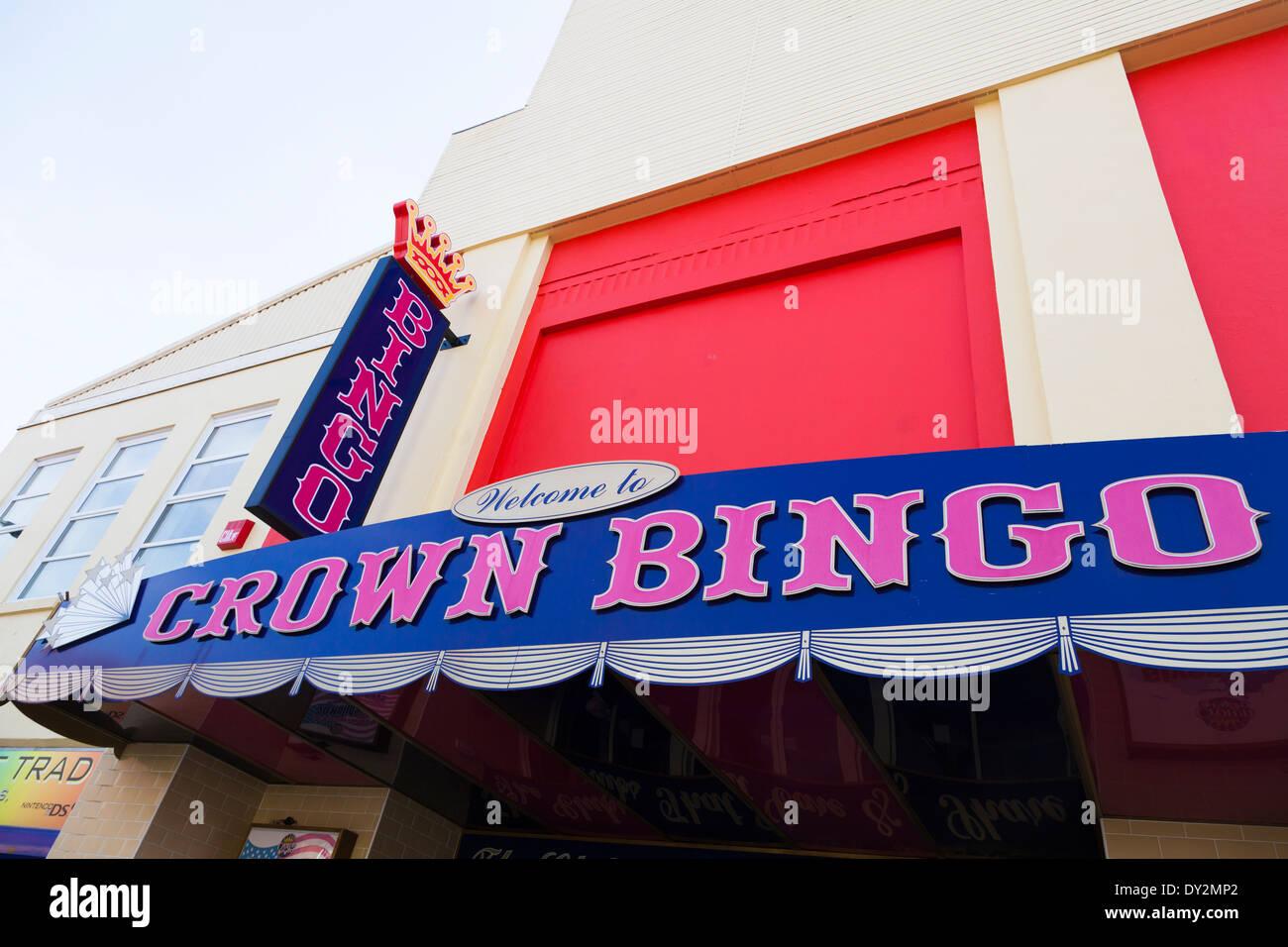 Crown Bingo Melbourne