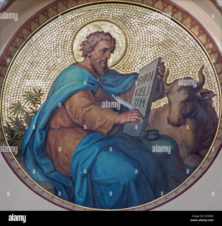 St Luke The Evangelist Stock Photos St Luke The Evangelist Stock