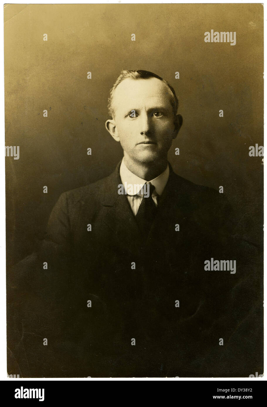 George Singleton Ware, Rankin County. - Stock Image
