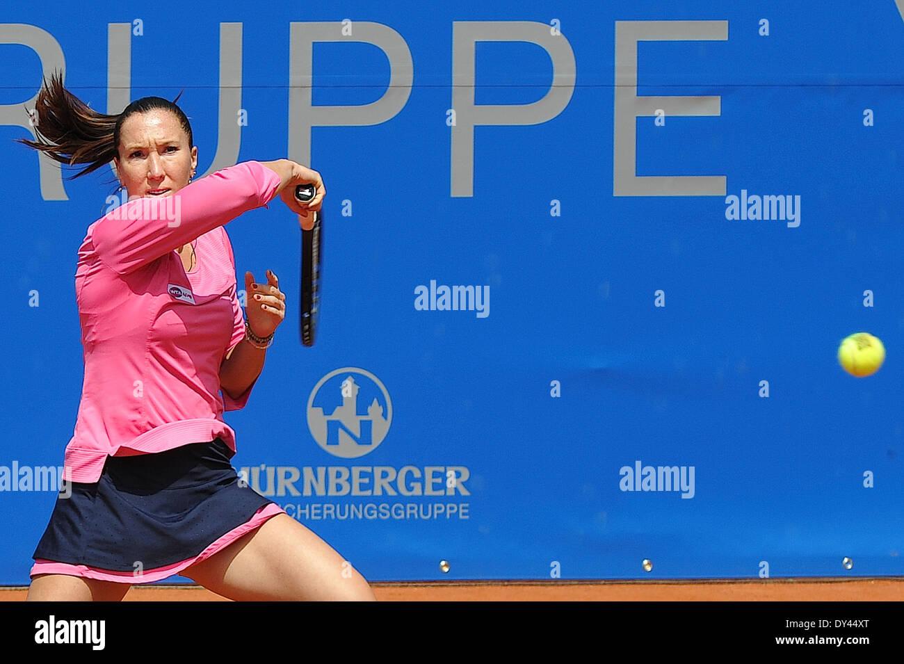 Jelena Janković, WTA ,Tennis-Profi for editorial use only nur für redaktionelle Zwecke, - Stock Image