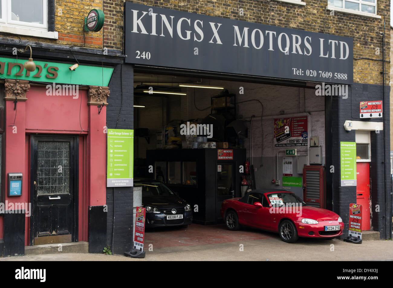Car Repair In London