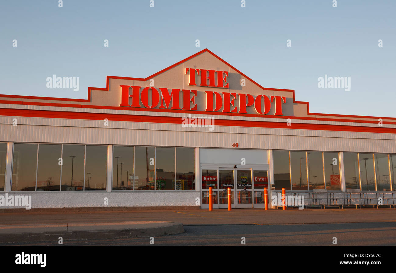 Dartmouth Crossing Home Depot