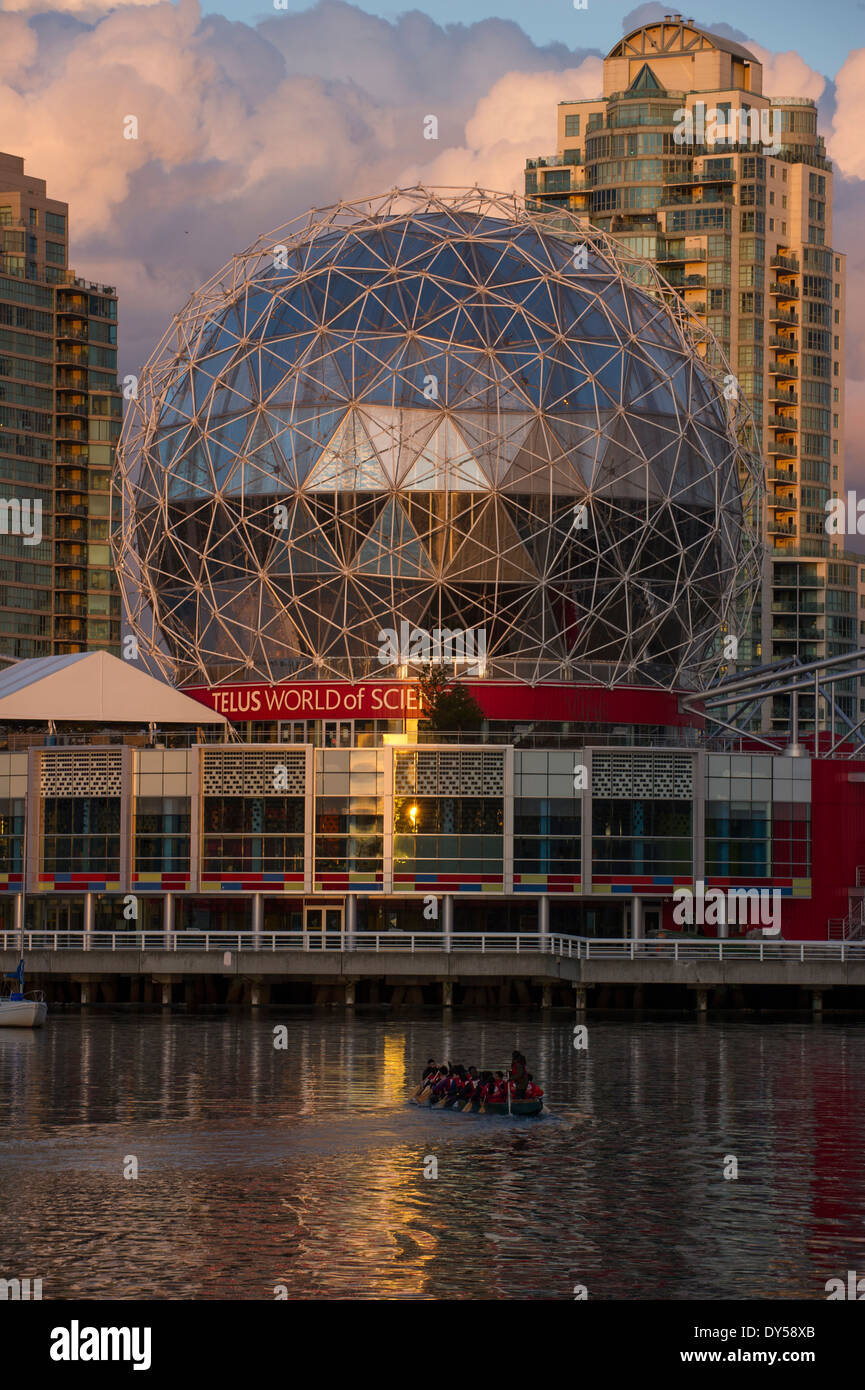 Science World Vancouver Stock Photos & Science World ...