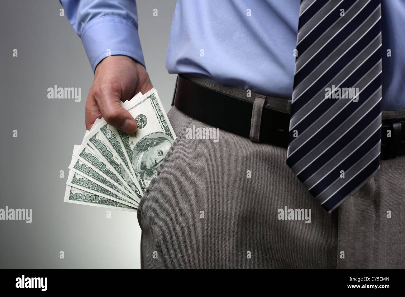 Business wealth - Stock Image