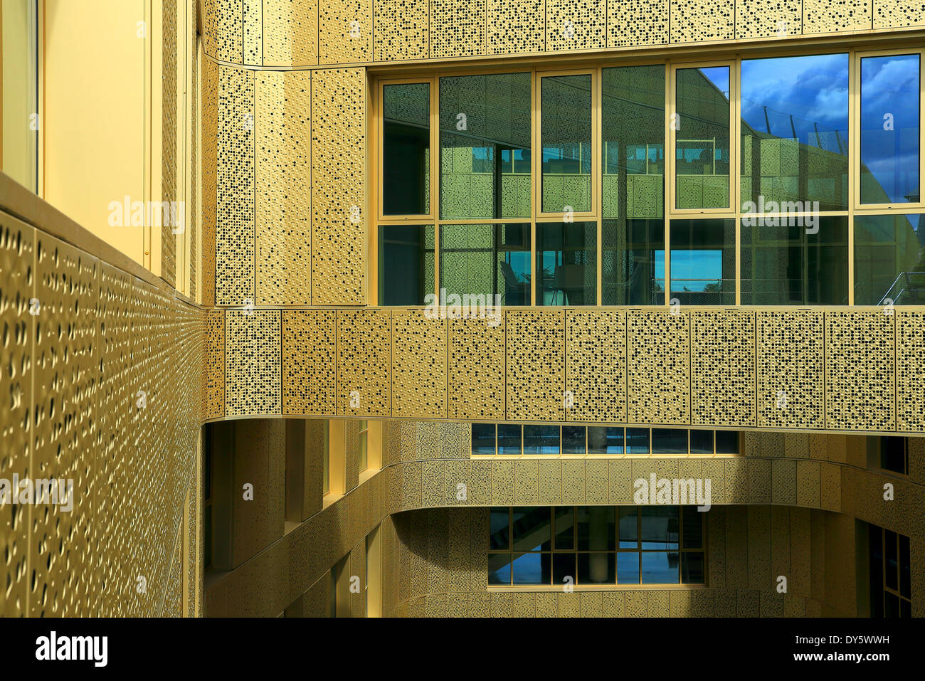 Culinary center-Donostia - Stock Image
