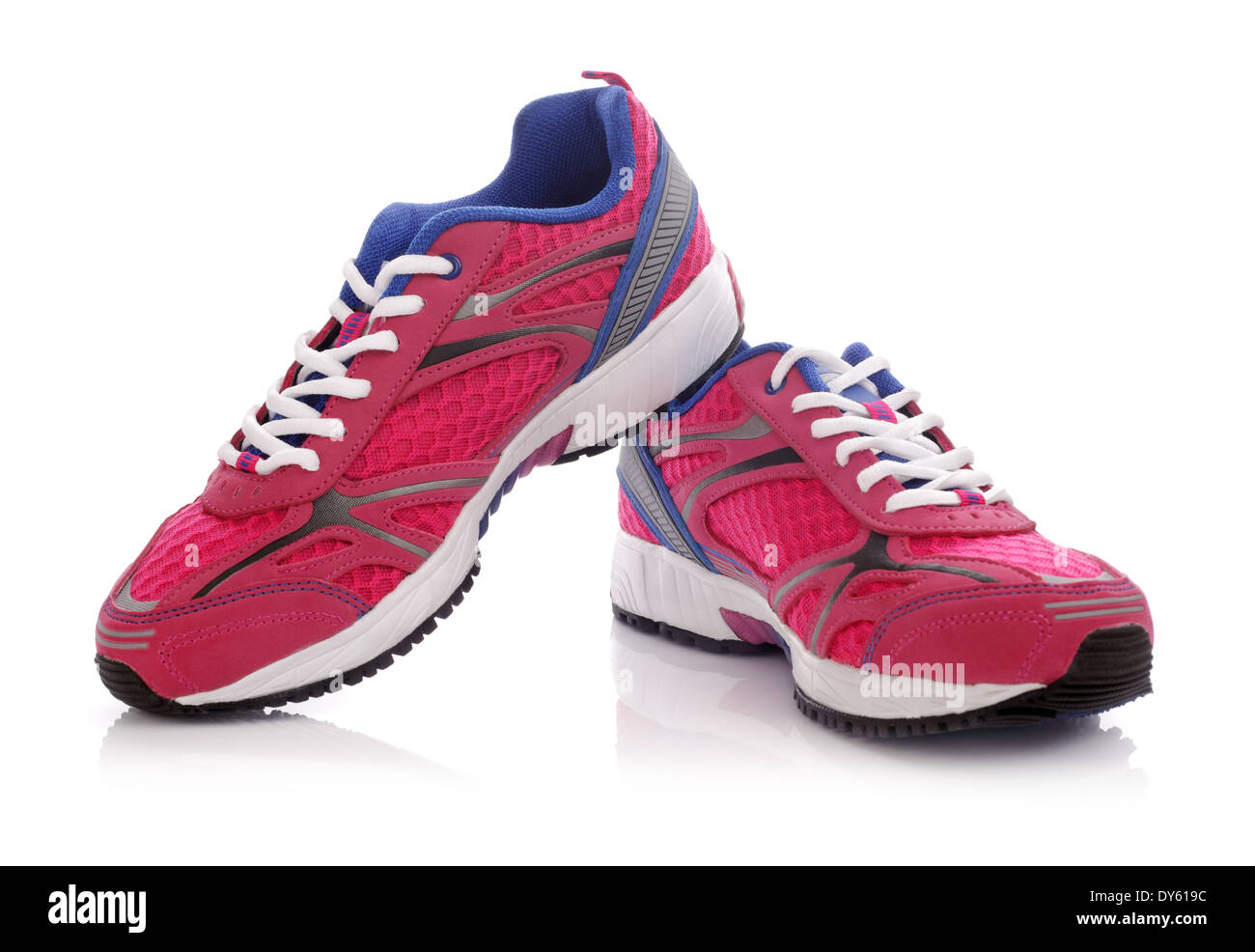 Sport shoes - Stock Image