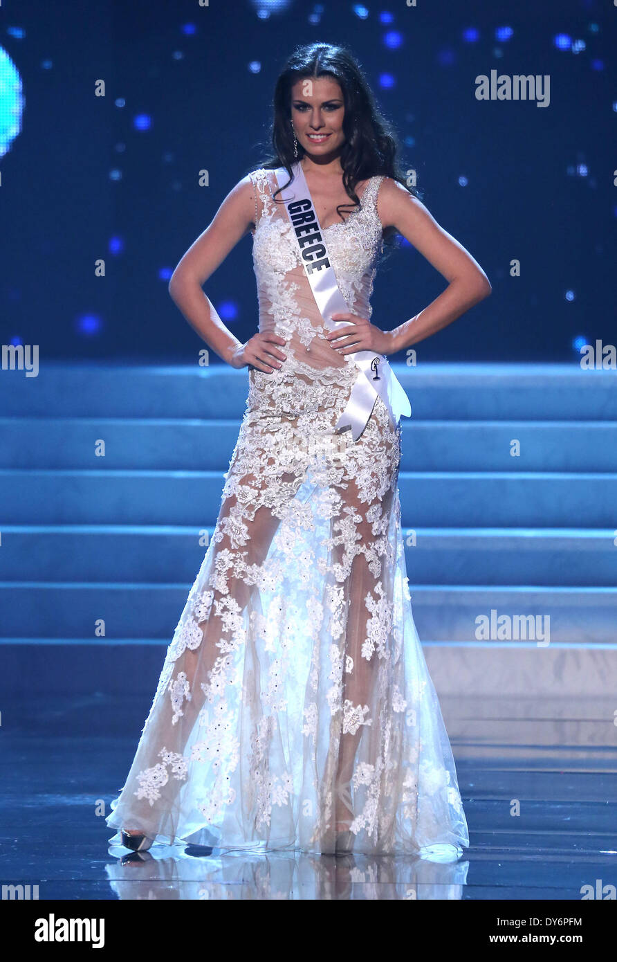 Miss Universe Pageant Stock Photos & Miss Universe Pageant Stock