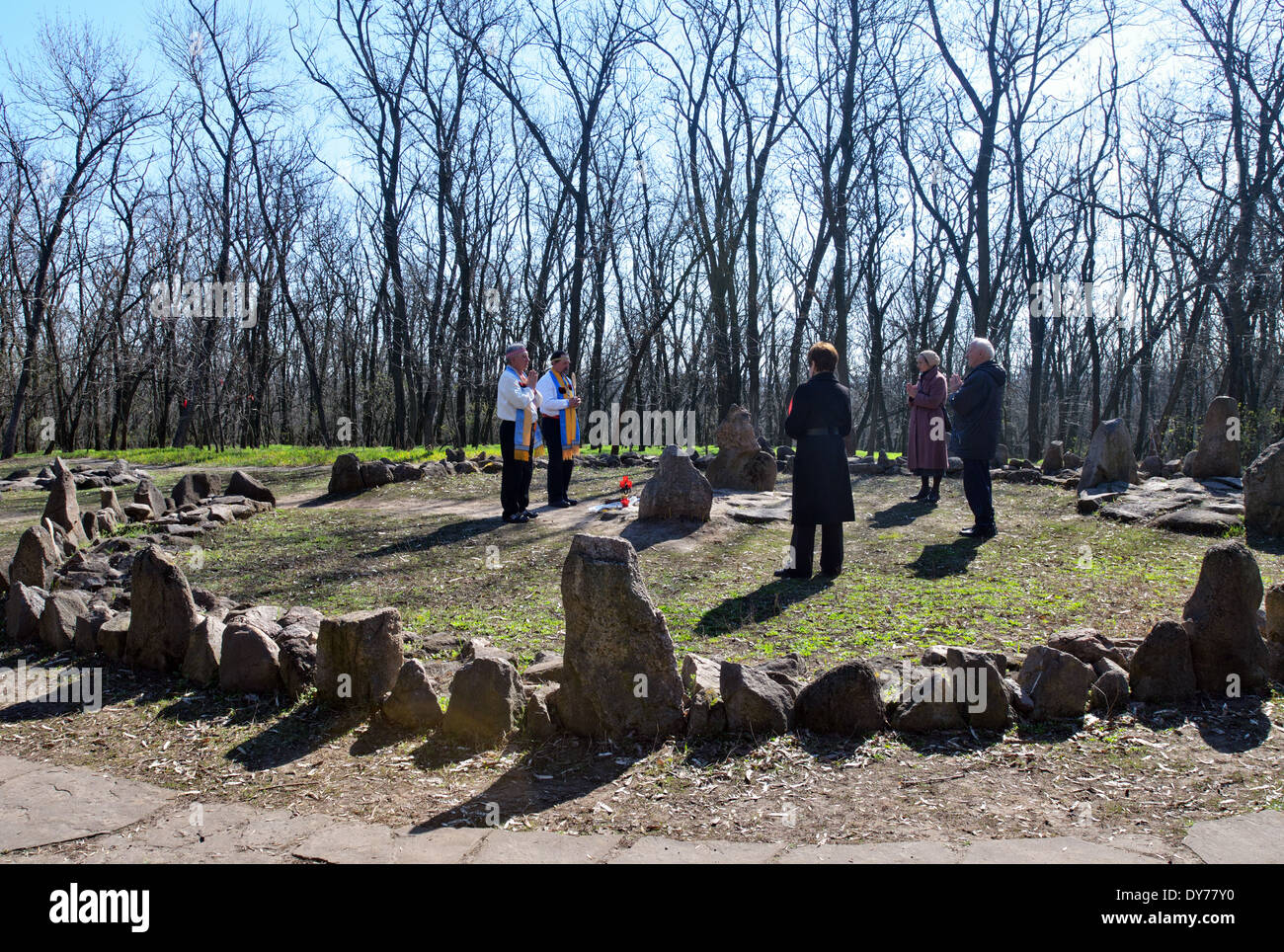 Proto-Slavic pagan rituals in Ukraine  Beginning of the Slavic pagan