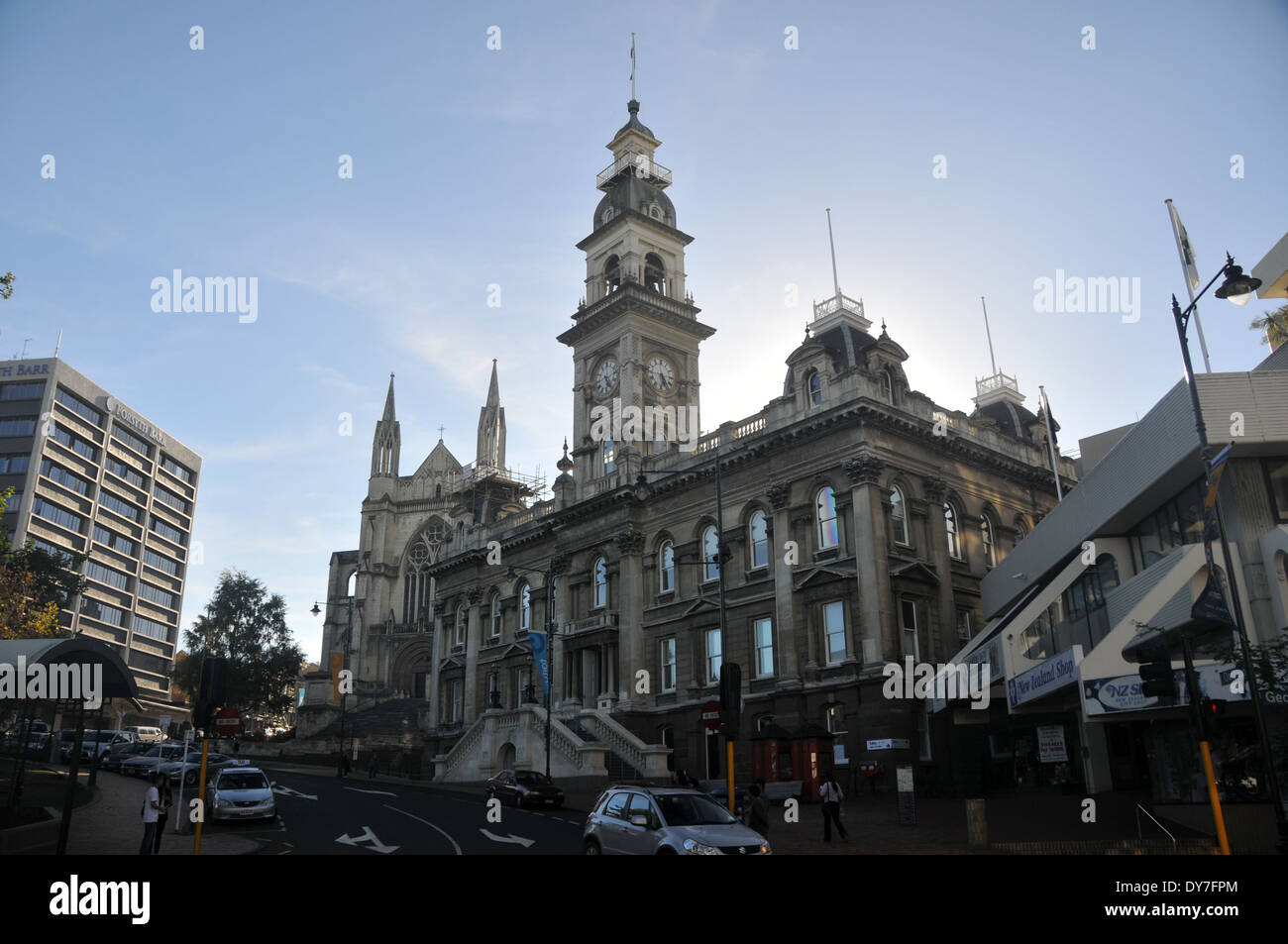 Dunedin New Zealand High Resolution Stock Photography And Images Alamy