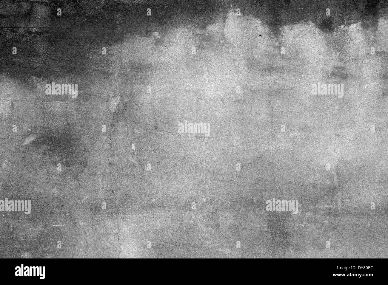 grey wall as in horror movie old concrete wall stock image