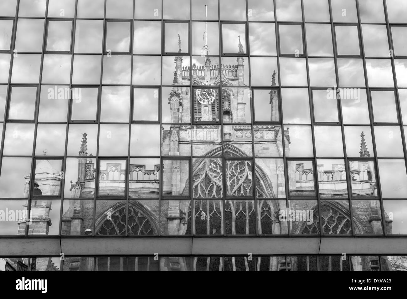 Trinity Church, Kingston Upon Hull - Stock Image