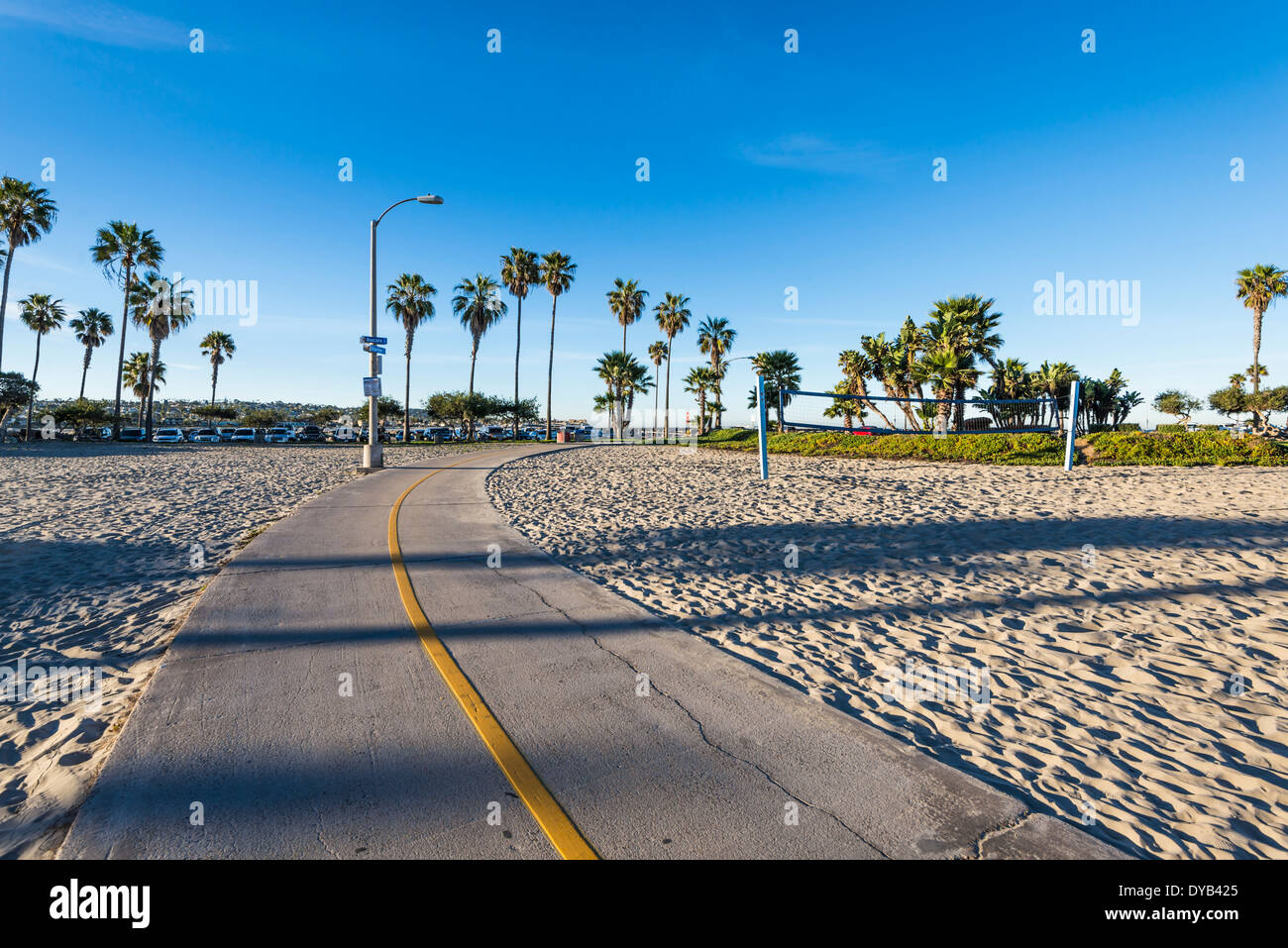 Mission Beach Boardwalk, San Diego Stock Photos & Mission ...