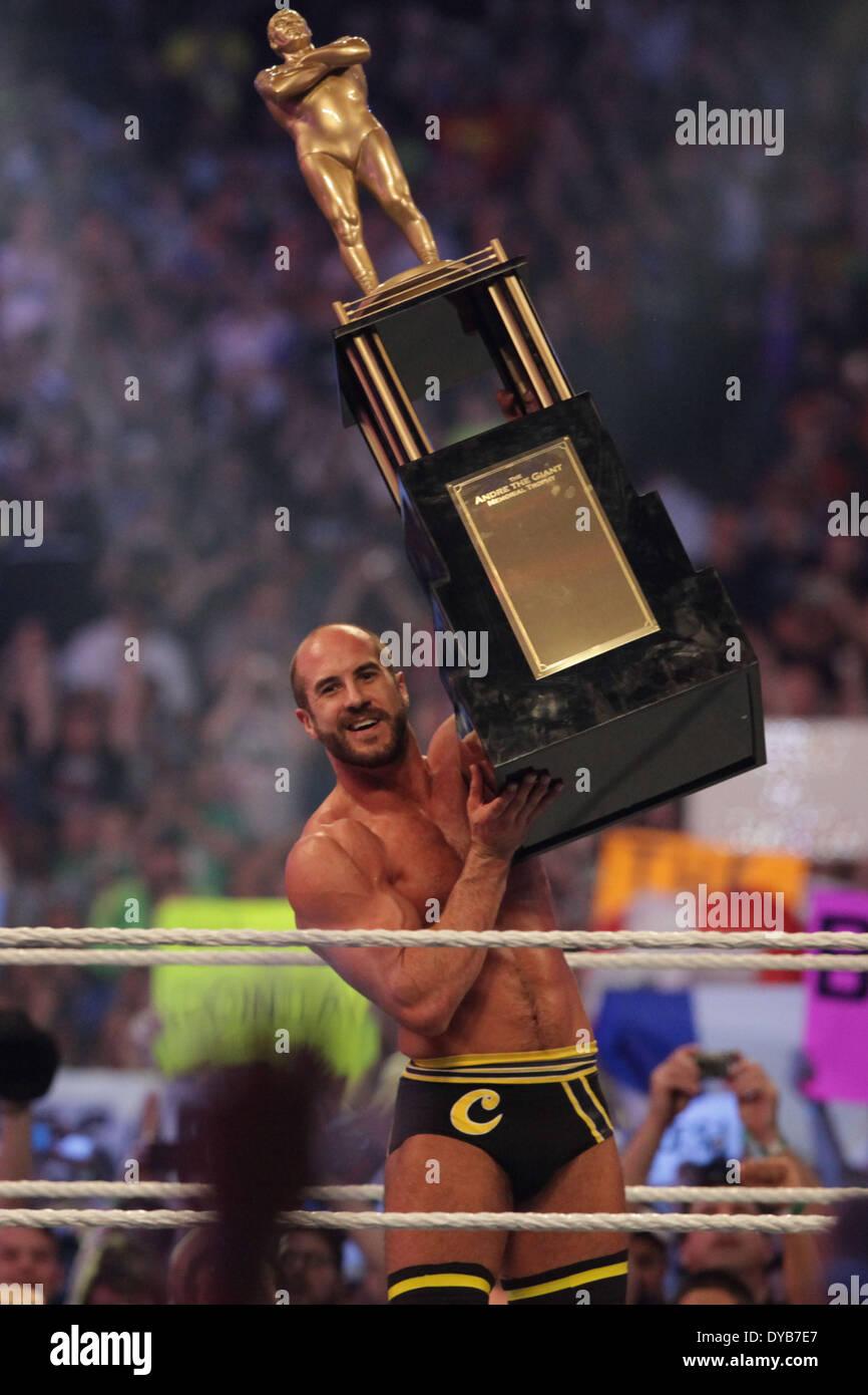 Cesaro Wrestlemania 30