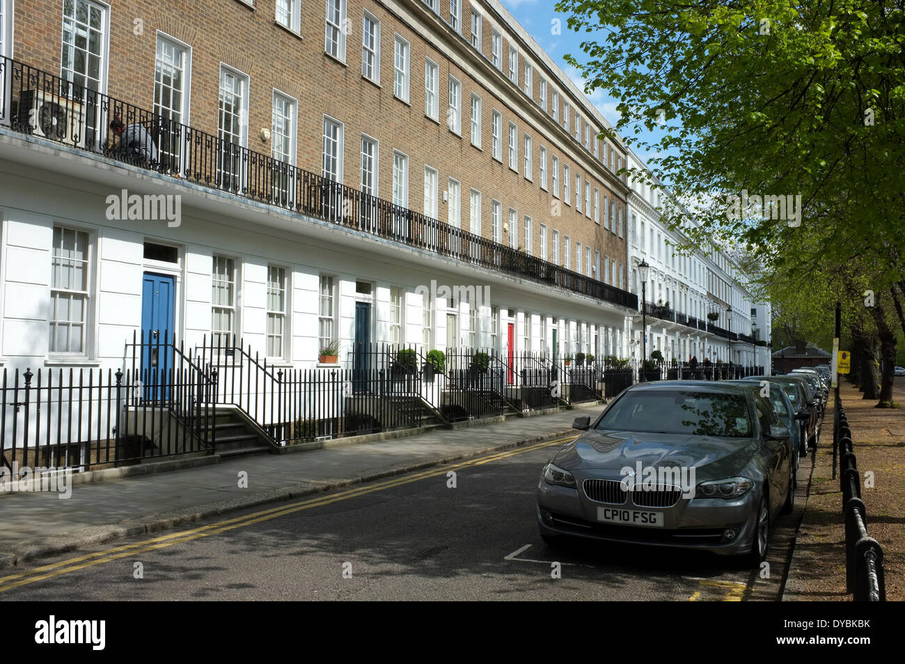 royal avenue off kings road chelsea london sw3 uk 2014 - Stock Image