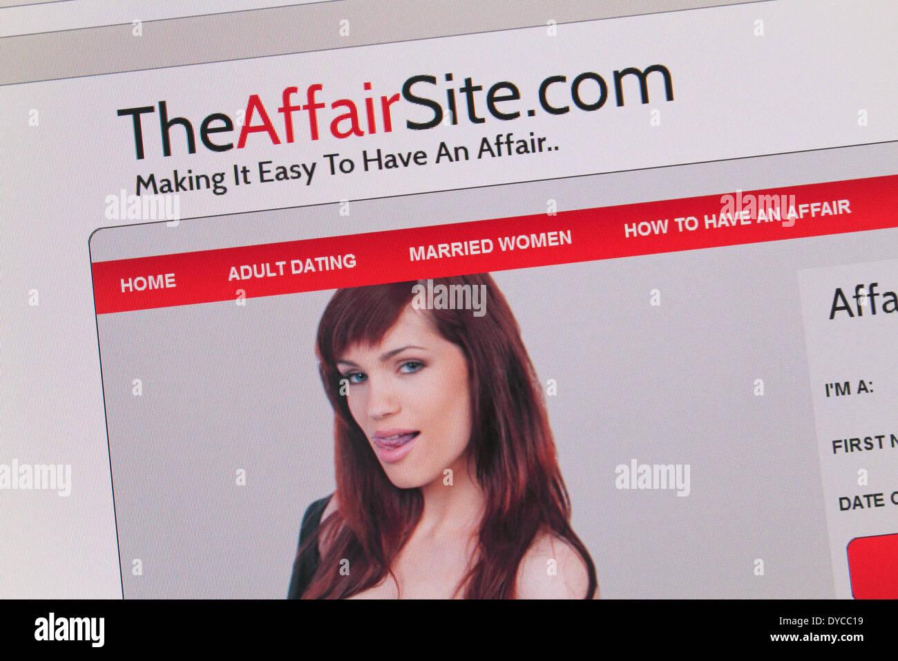 The affairsite