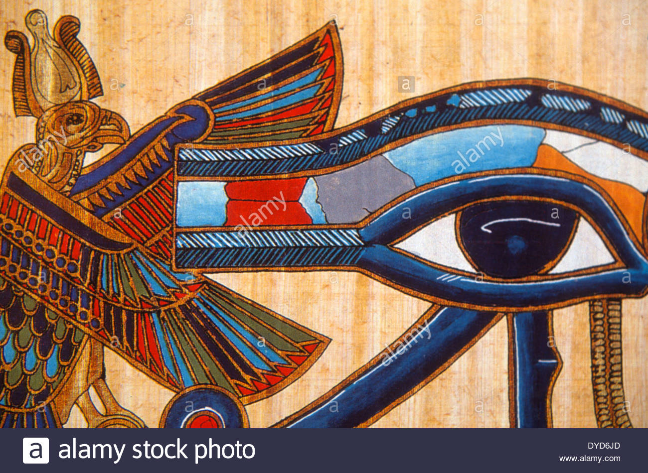 Eye Egyptian Horus Stock Photos Eye Egyptian Horus Stock Images