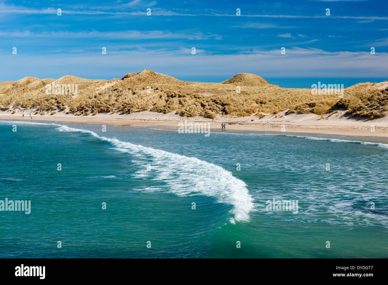 A view of Balnakeil Bay in the north Highland. - Stock Image
