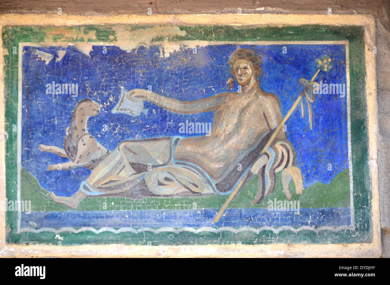 What is a fresco Fresco painting 85
