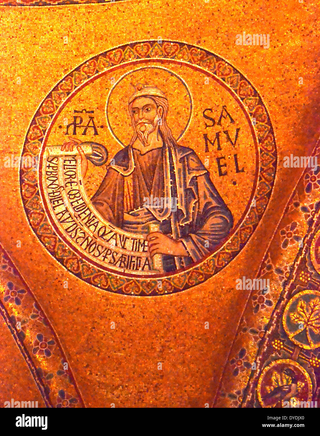 treasure gold priceless art st mark's basilica Venice Italy pure gold religious craftsmanship skill image icon byzantine Co - Stock Image