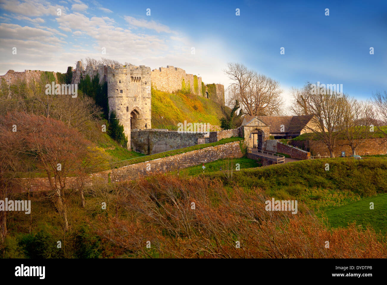Charles the first 1st prison execution Carisbrook Carisbrooke Castle Isle of Wight England UK Stock Photo