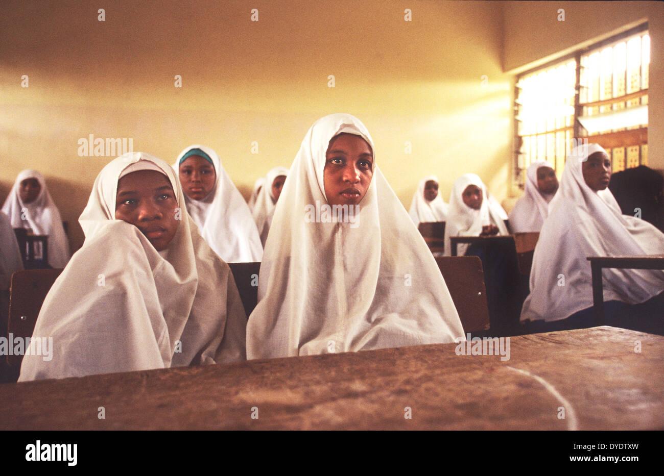 Segregated classes for boys and girls in Islamic education