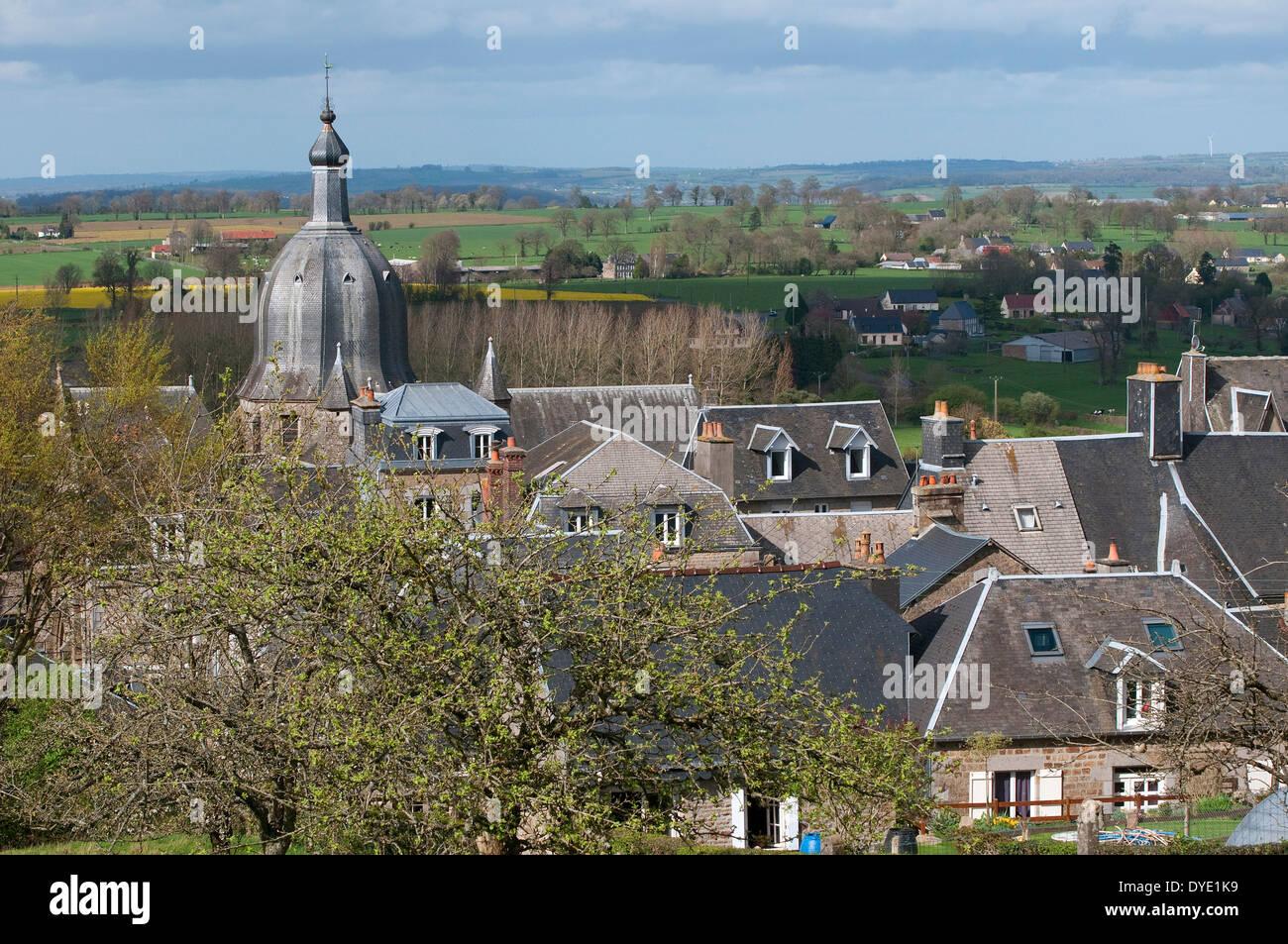 st sever calvados region, normandy, france - Stock Image