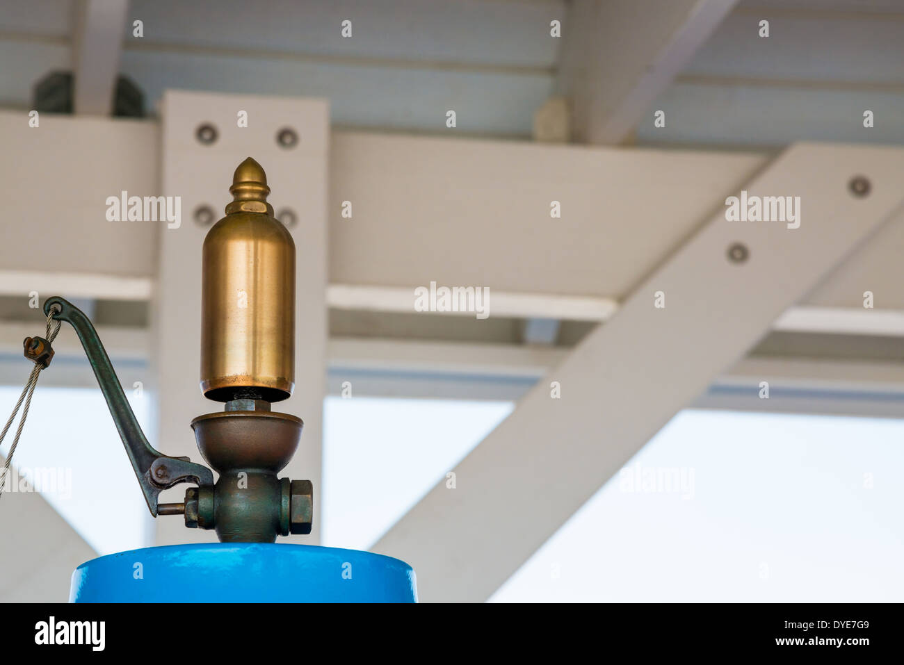 Old Steam Whistle Stock Photos & Old Steam Whistle Stock Images - Alamy
