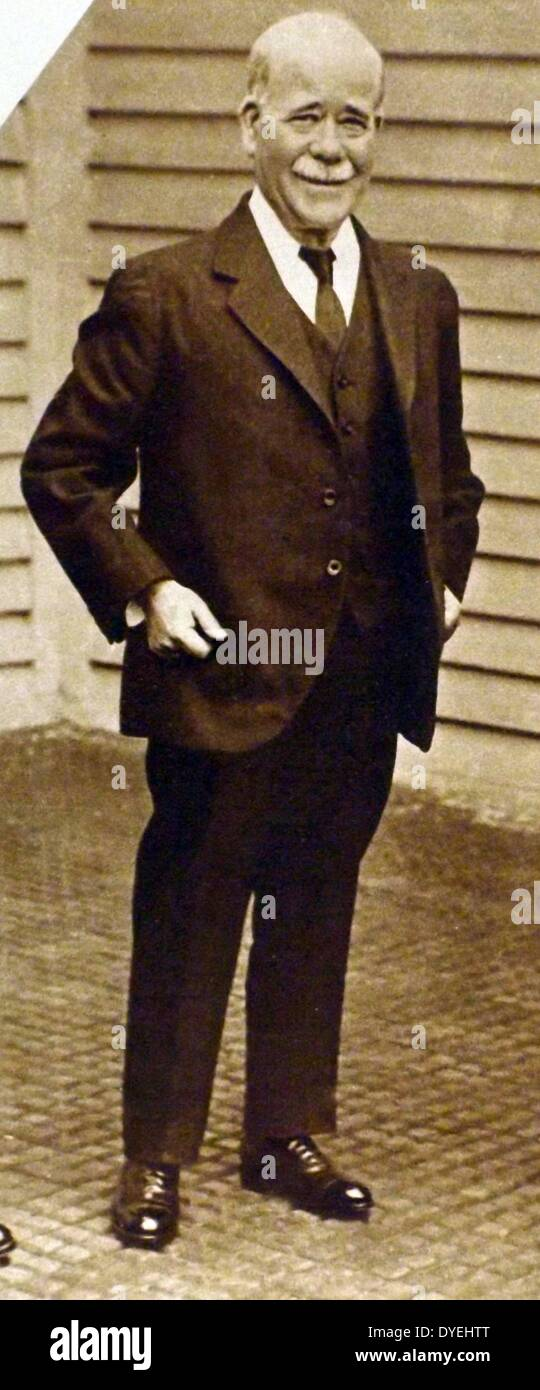 Stephen Walsh PC (1859 – 1929) - Stock Image