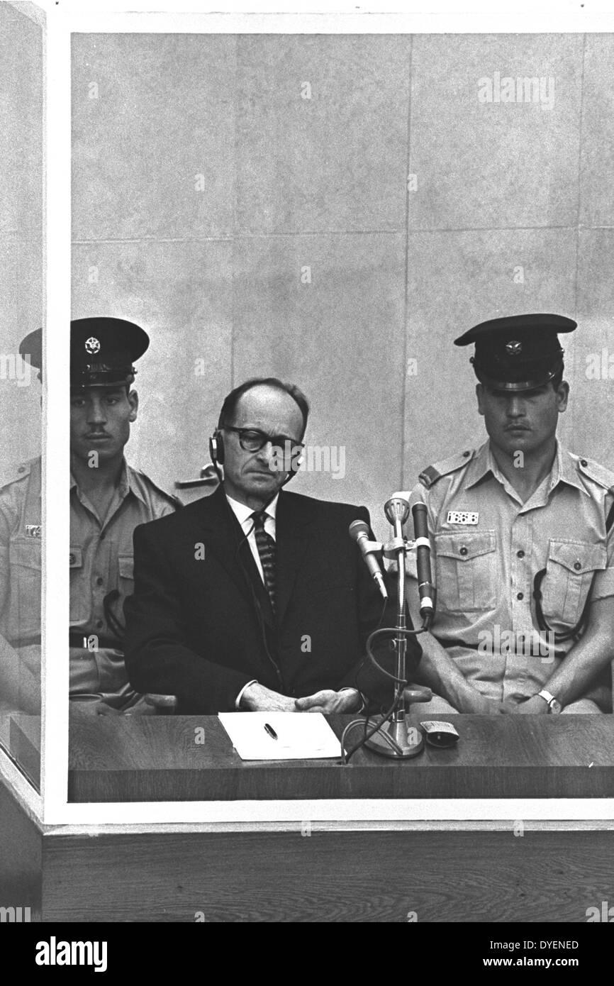 Adolf eichmann 1906 1962