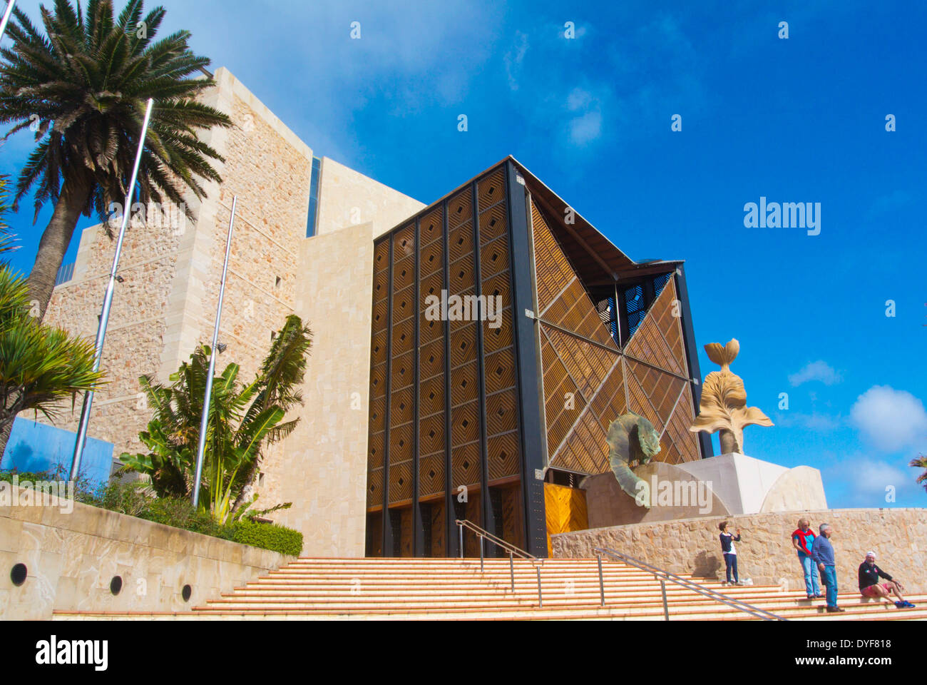 Auditorio alfredo kraus concert hall las palmas de gran canaria stock photo 68562404 alamy - Alfredo kraus auditorio ...