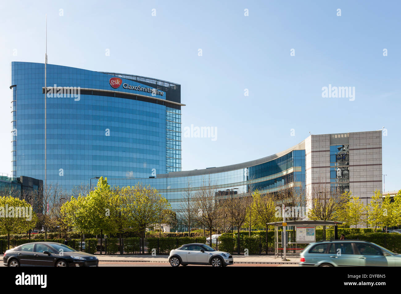 GSK House the GlaxoSmithKline plc global company