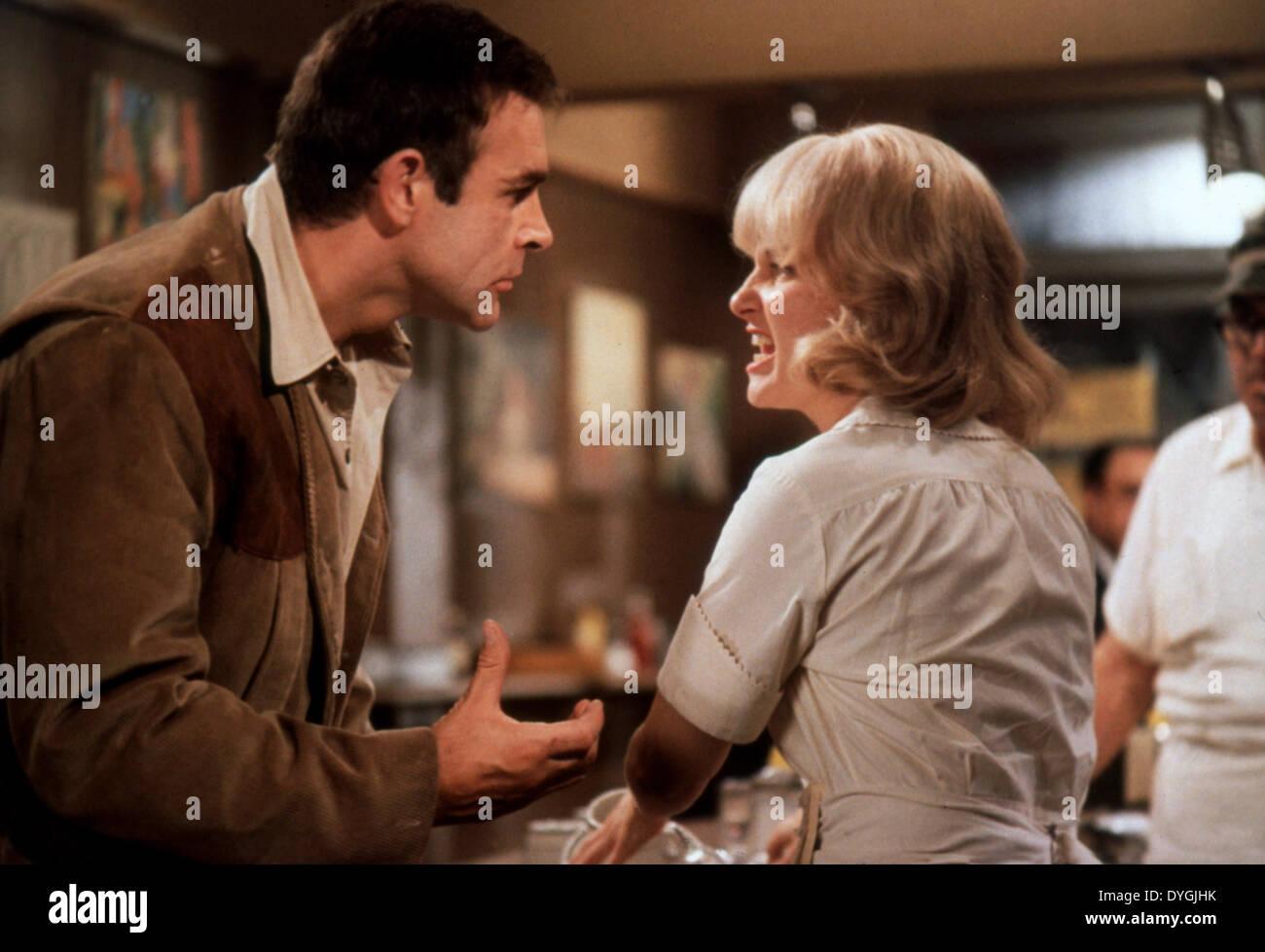 JEAN SEBERG, JOANNE WOODWARD, SEAN CONNERY, A FINE MADNESS, 1966 Stock Photo: 30929112 - Alamy